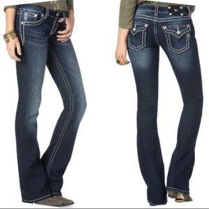 "Size 33"" waist Miss Me Jeans"